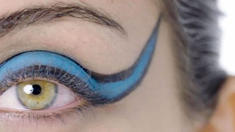 eyeliner evolution