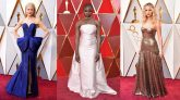 2018 Oscars Red Carpet