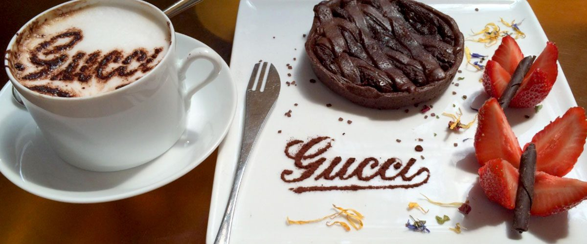 Fashion-Themed Cafés