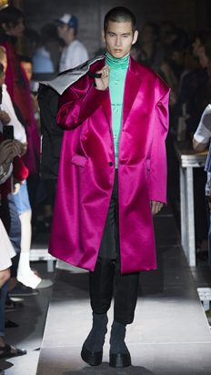Raf Simons SS 2019 Menswear
