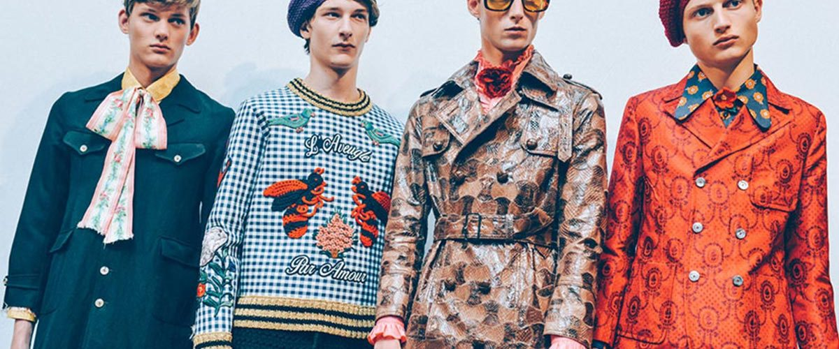 Why Blurred Lines And Gender Neutral Fashion Is The New Normal