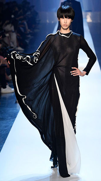 Jean Paul Gaultier AW Couture 2018