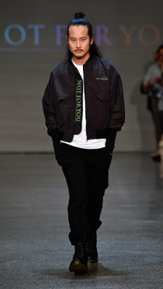 Not For You NZFW 2018