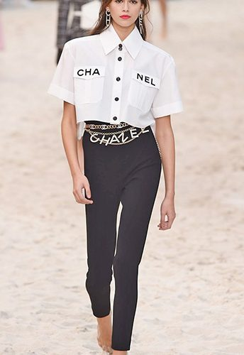 Chanel SS 2019