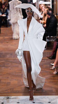 Balmain SS 2019 Couture