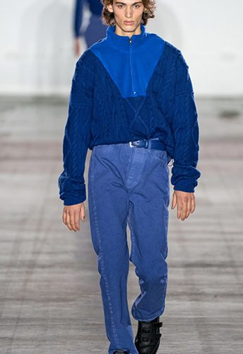 Fashion East AW 2019 Menswear