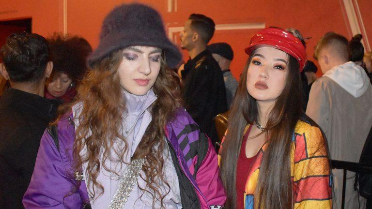 London Fashion Week Street Style Report: Tuesday