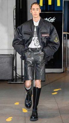 Vetements Spring 2020 Menswear