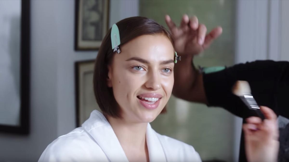 Supermodel Irina Shayk Shares Her Beauty Secrets