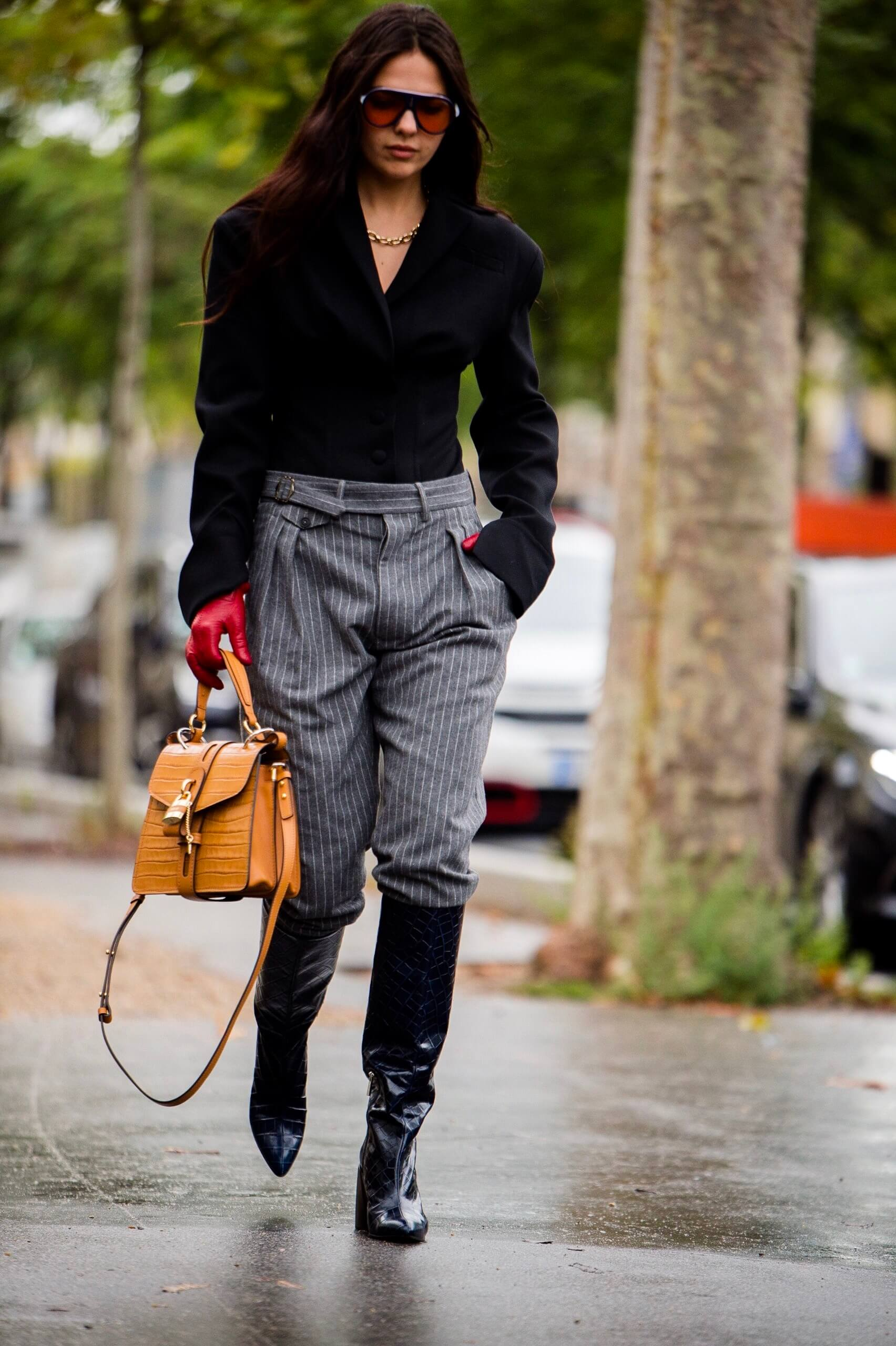 Bold, edgy styles from Mercedes-Benz Fashion Week