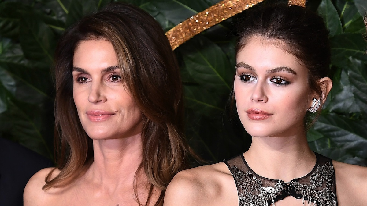 Kaia Gerber Amp Cindy Crawford On Their Careers And The