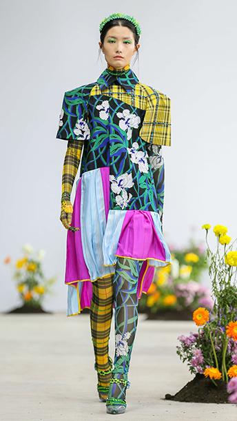 Shuting Qiu Spring Summer 2020 Womenswear