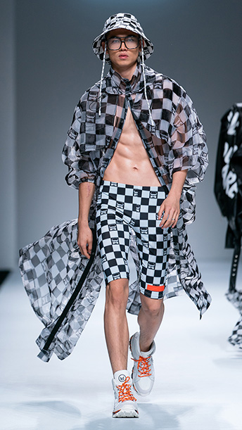Chuyi.Studio Spring Summer 2020 Menswear