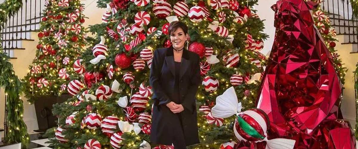 Kardashian-Jenner Family Christmas