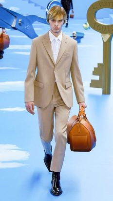 Louis Vuitton AW 2020 Menswear