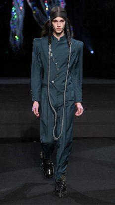 Charles Jeffrey LOVERBOY AW 2020 Menswear