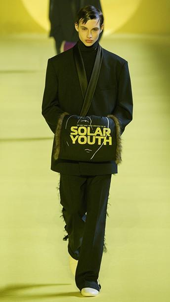 Raf Simons AW 2020 Menswear