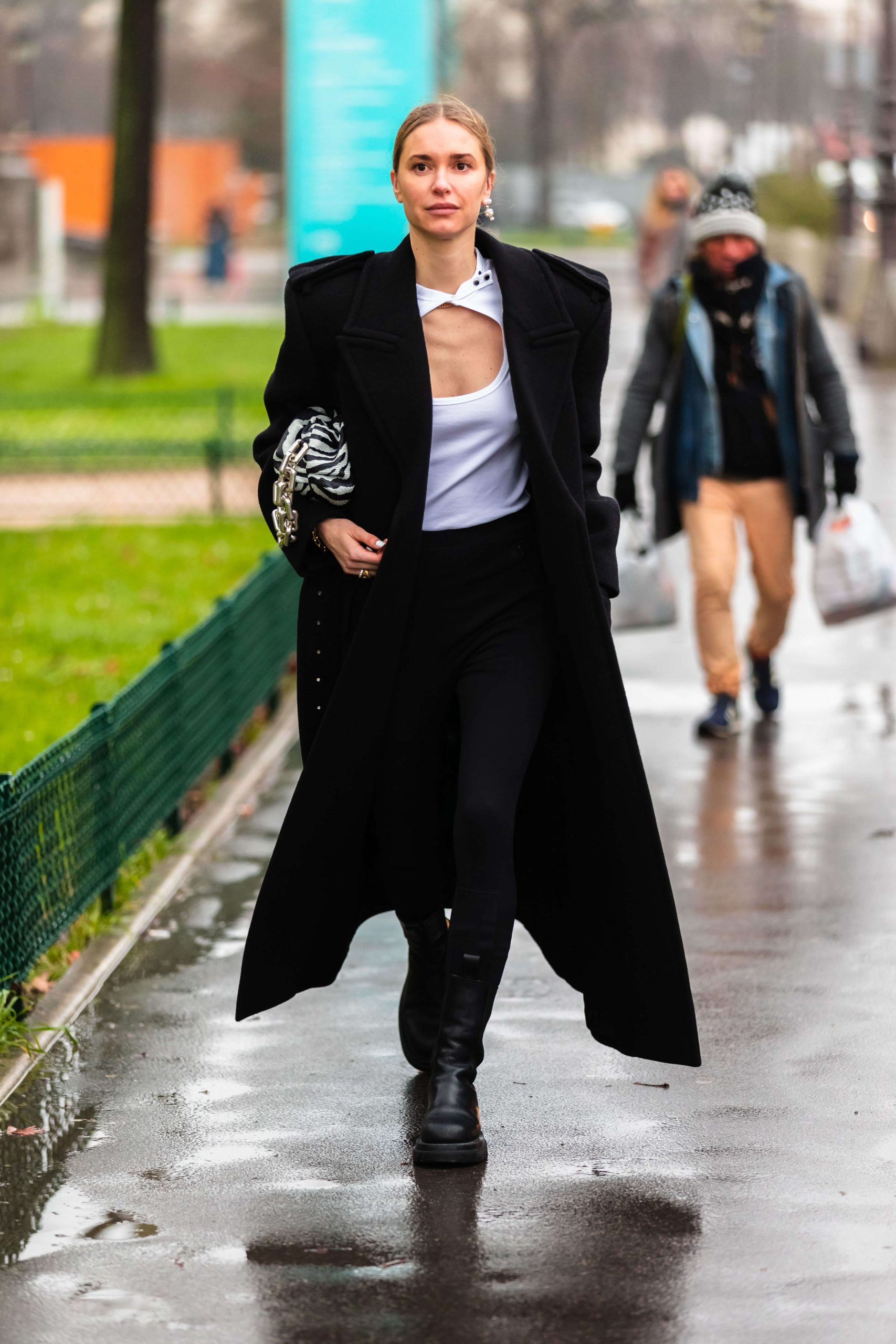 Looks from Paris Fashion Week