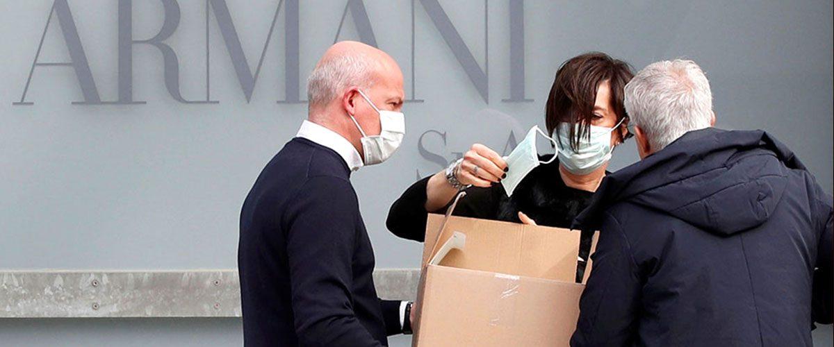 Fashion Fights Coronavirus