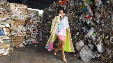 Reduce Fashion Waste