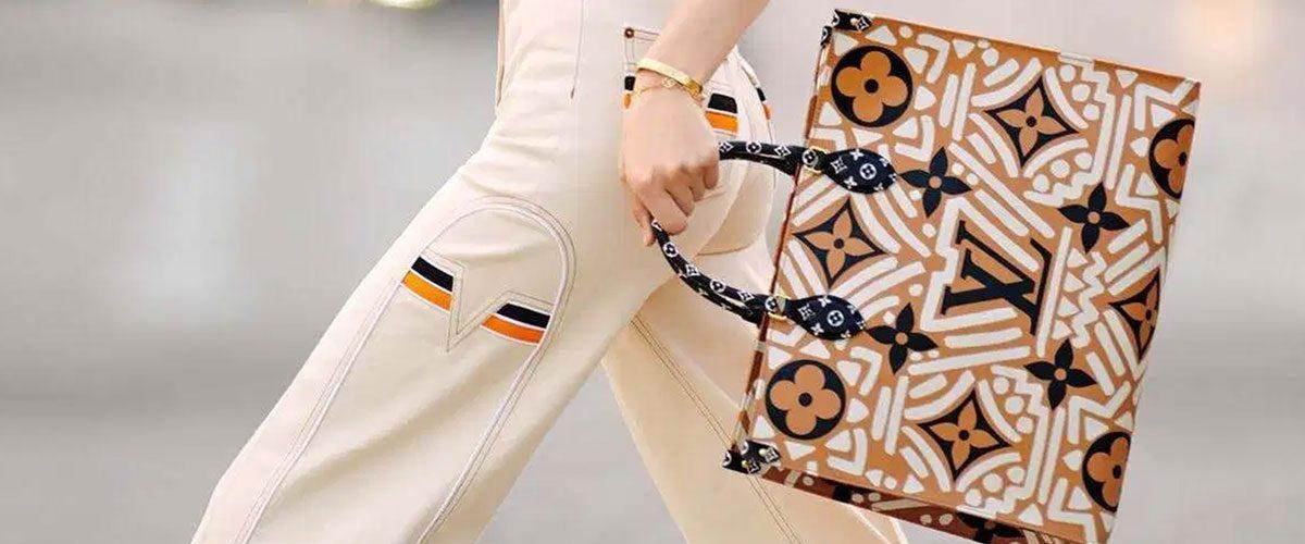 Louis Vuitton Gets Crafty