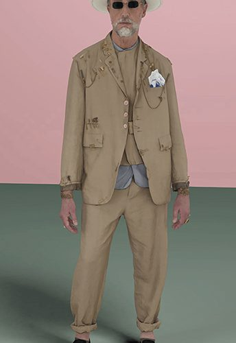 Undercover SS 2021 Menswear