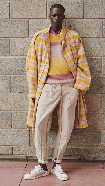 Isabel Marant SS 2021 Menswear