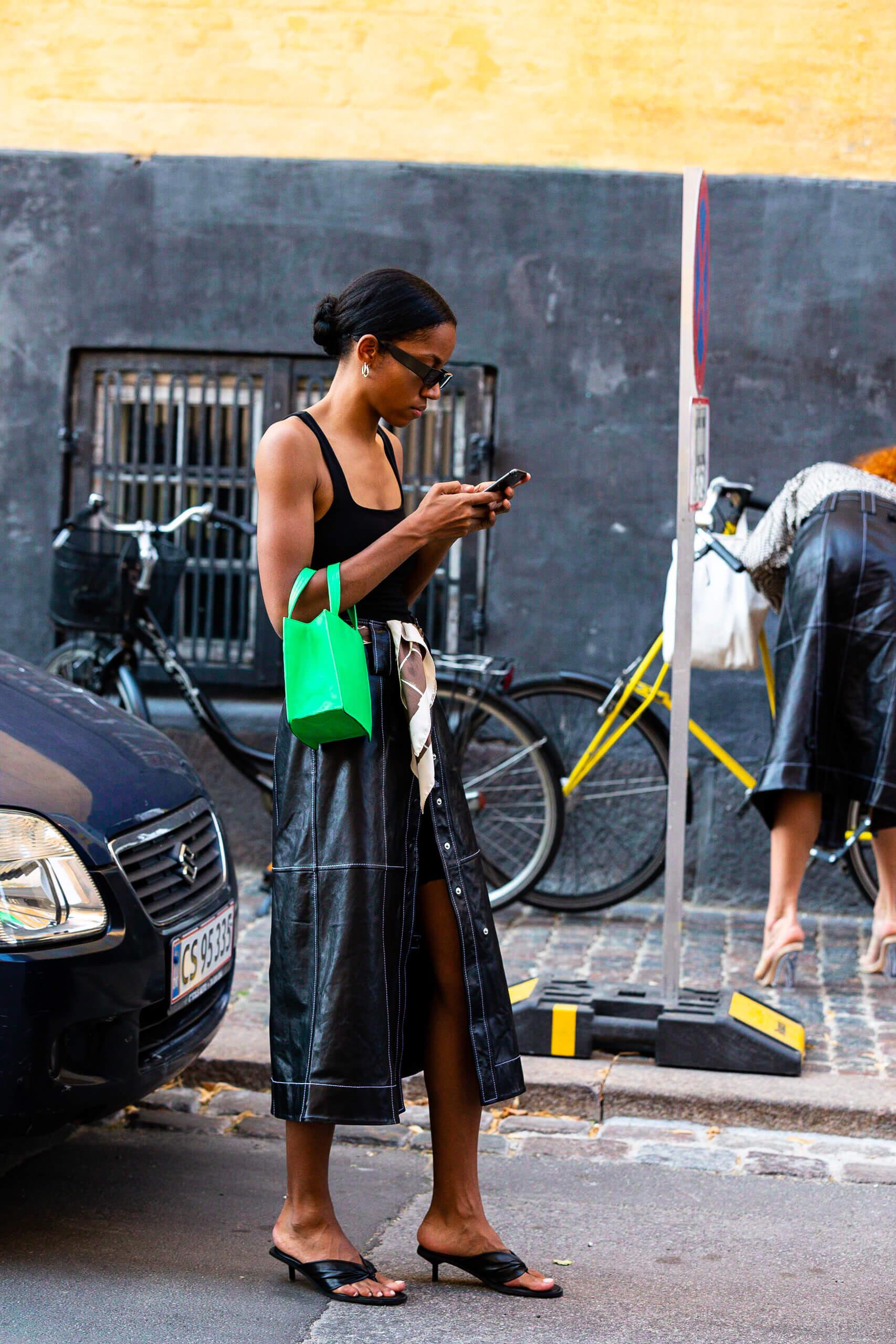 Copenhagen Fashion Week Street Style Day 1