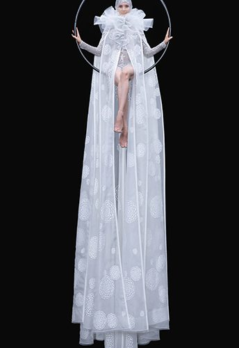 Givenchy AW 2020 Couture