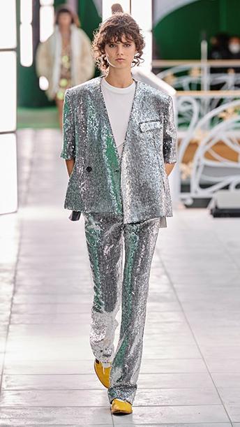 Louis Vuitton PFW SS 2021