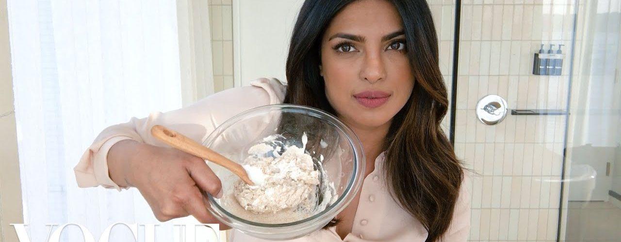 Priyanka Chopra DIY Skincare