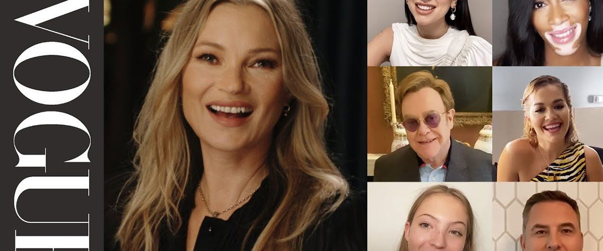 Kate Moss Answers 28 Questions