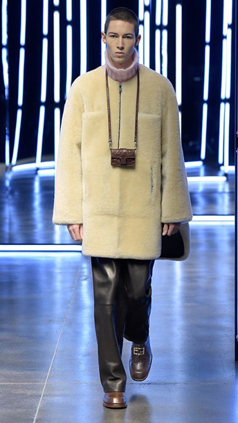 Fendi AW 2021 Menswear