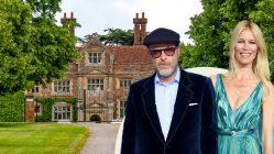 English Mansion
