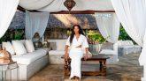 Kenya Naomi Campbell