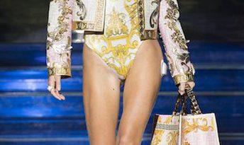 Fendace: Fendi x Versace MFW SS 2022
