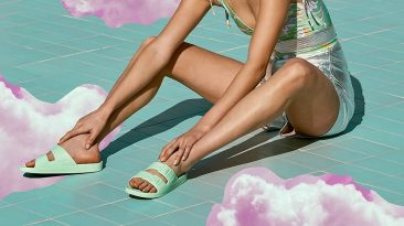 suitable summer shoes